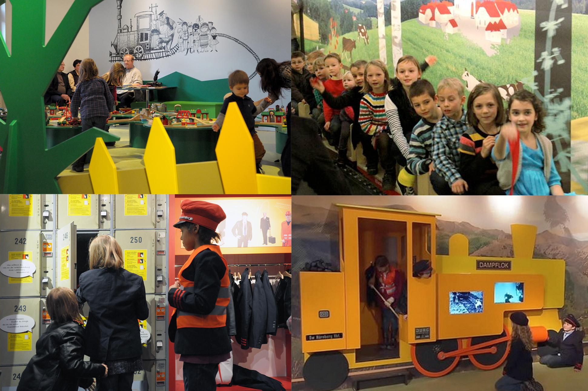 kwod_Ausstellung_Deutsche Bahn_Museum_Nürnberg_Dauerausstellung_KIBALA_Spielzenen