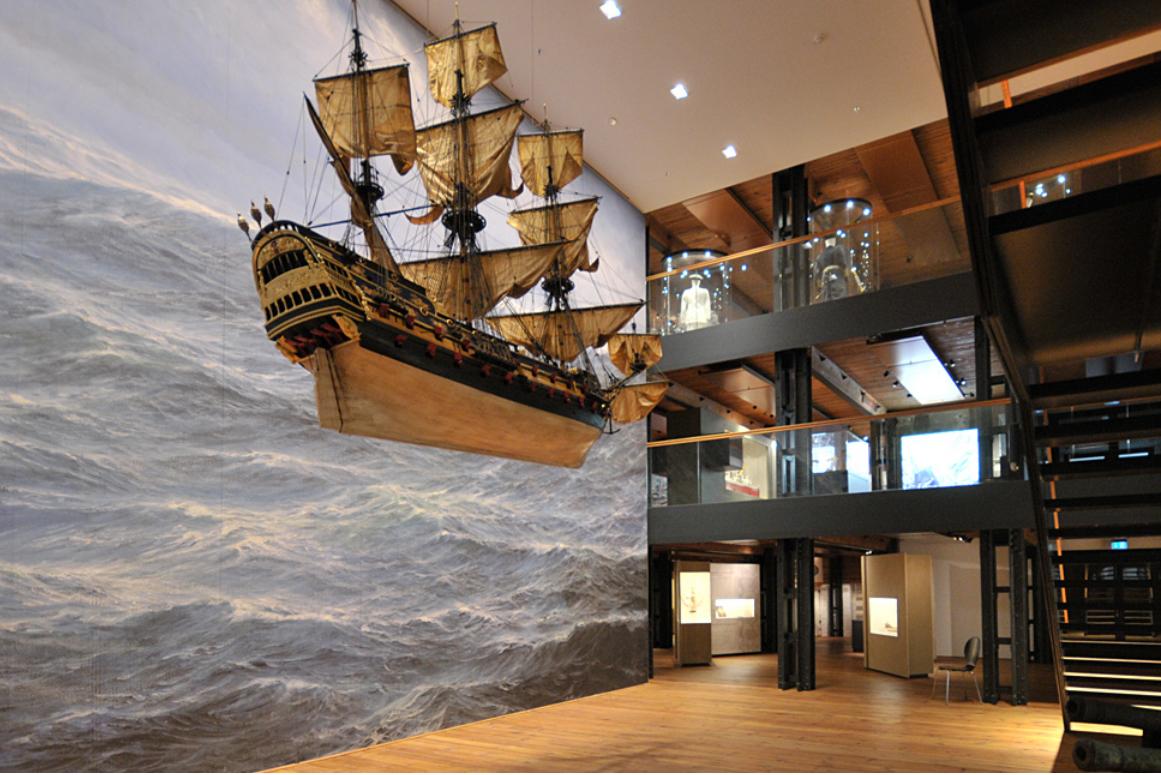 06.kwod_Ausstellung_Internationales_ Maritimes_Museum_Seestück_Holst