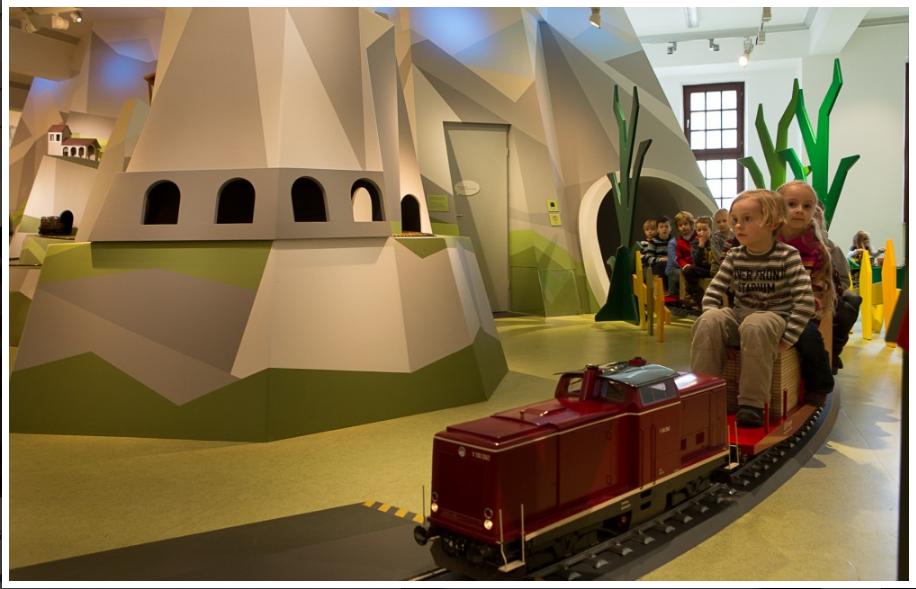 kwod_Ausstellung_Deutsche Bahn_Museum_Nürnberg_Dauerausstellung_KIBALA_Kinderzug