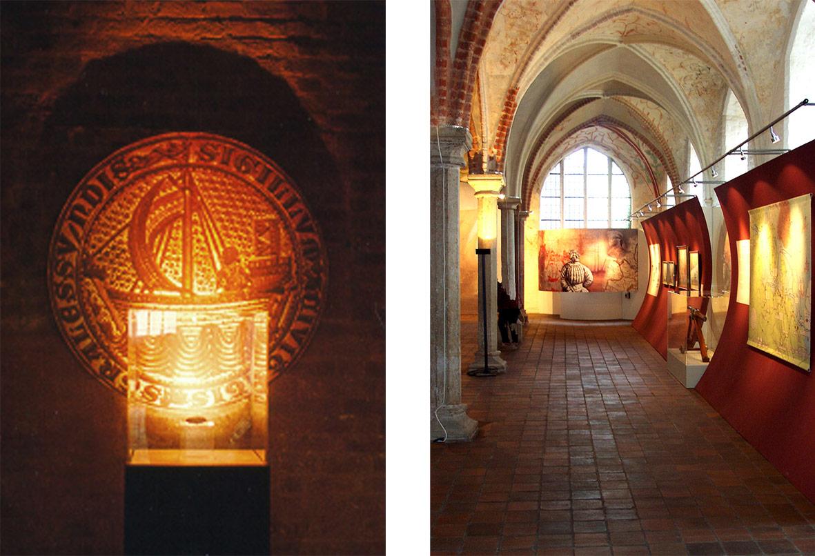 kwod_Ausstellung_Hanse_Wege_zur_Back-steingotik_Stralsund_Gemäldewand