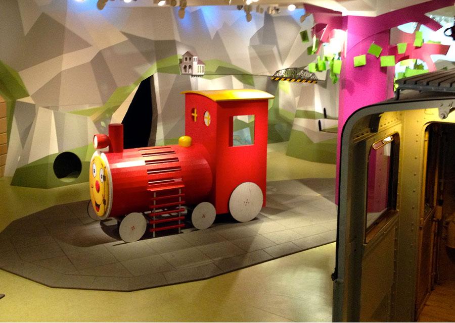 _0001_kwod_Ausstellung_Deutsche Bahn_Museum_N ürnberg_Dauerausstellung_KIBALA_Lok